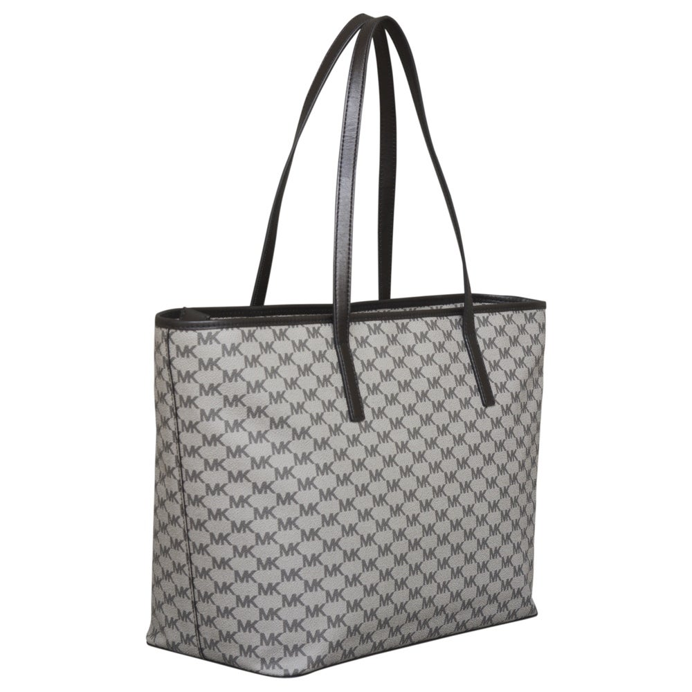 68510503006c Shop Michael Kors Studio Large Emry Top Zip Tote Handbag - Free Shipping  Today - Overstock.com - 22702634