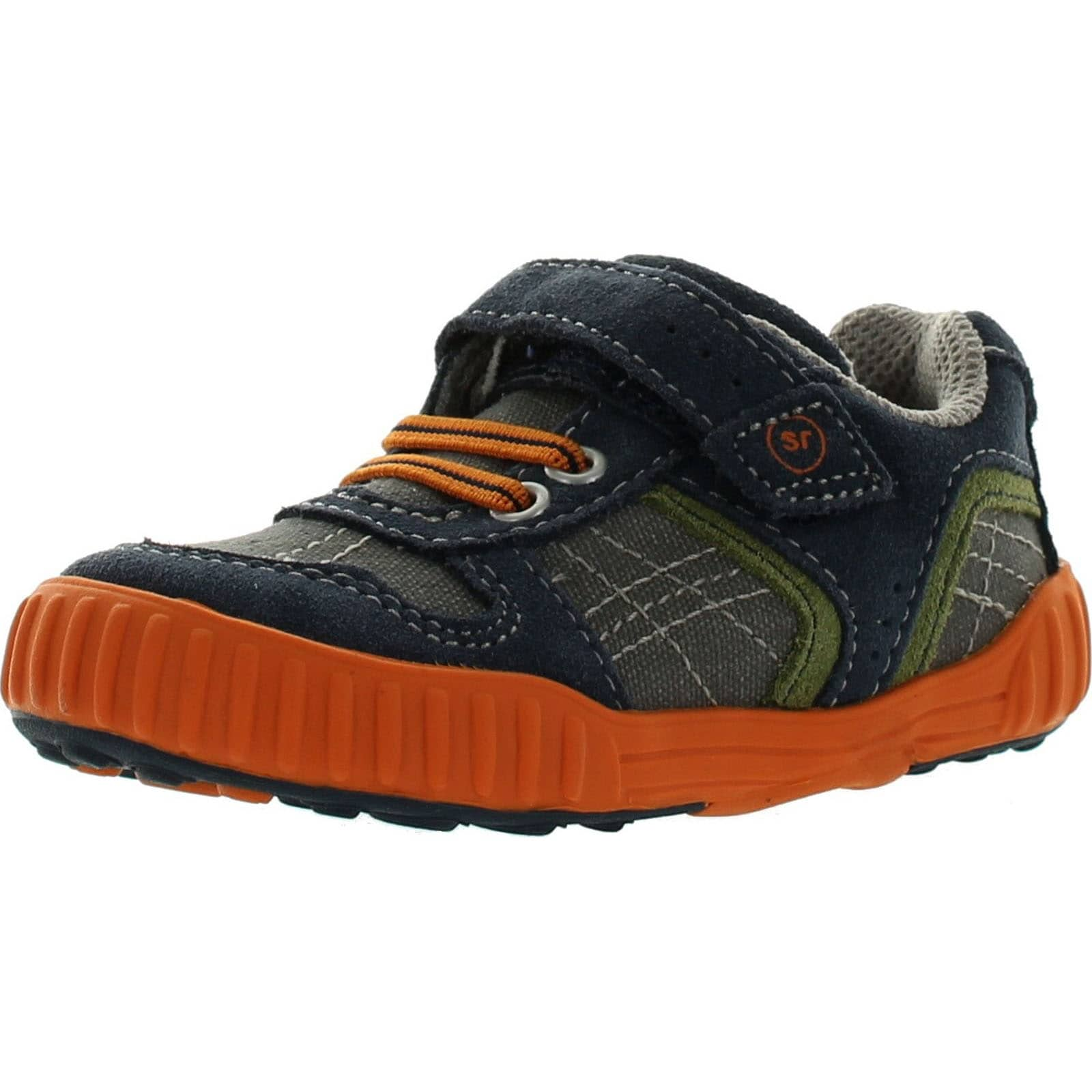 Stride Rite Kids Boys Srt Travis Rubber Sneakers - Free Shipping On Orders  Over $45 - Overstock.com - 20954277