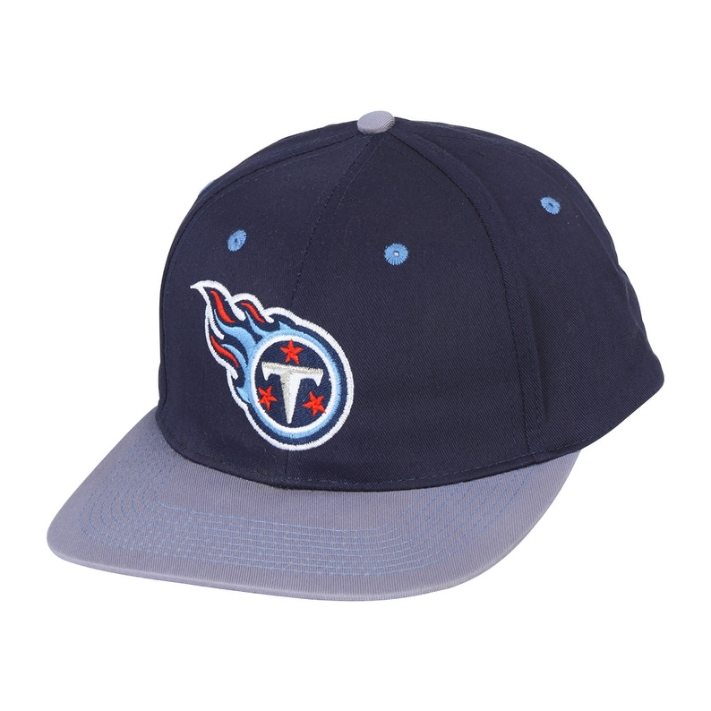 8e5519c959f ... where to buy shop nfl snapback cotton tennessee titans hat cap navy  baby blue free shipping