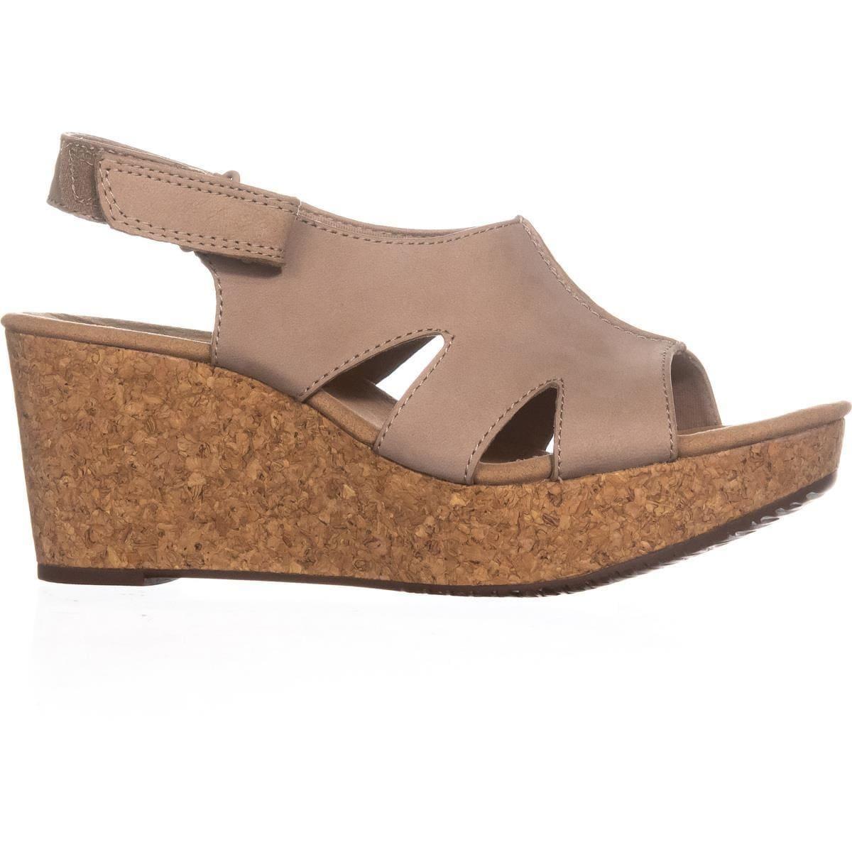 e163323421d Shop Clarks Annadel Bari Platform Wedge Sandals