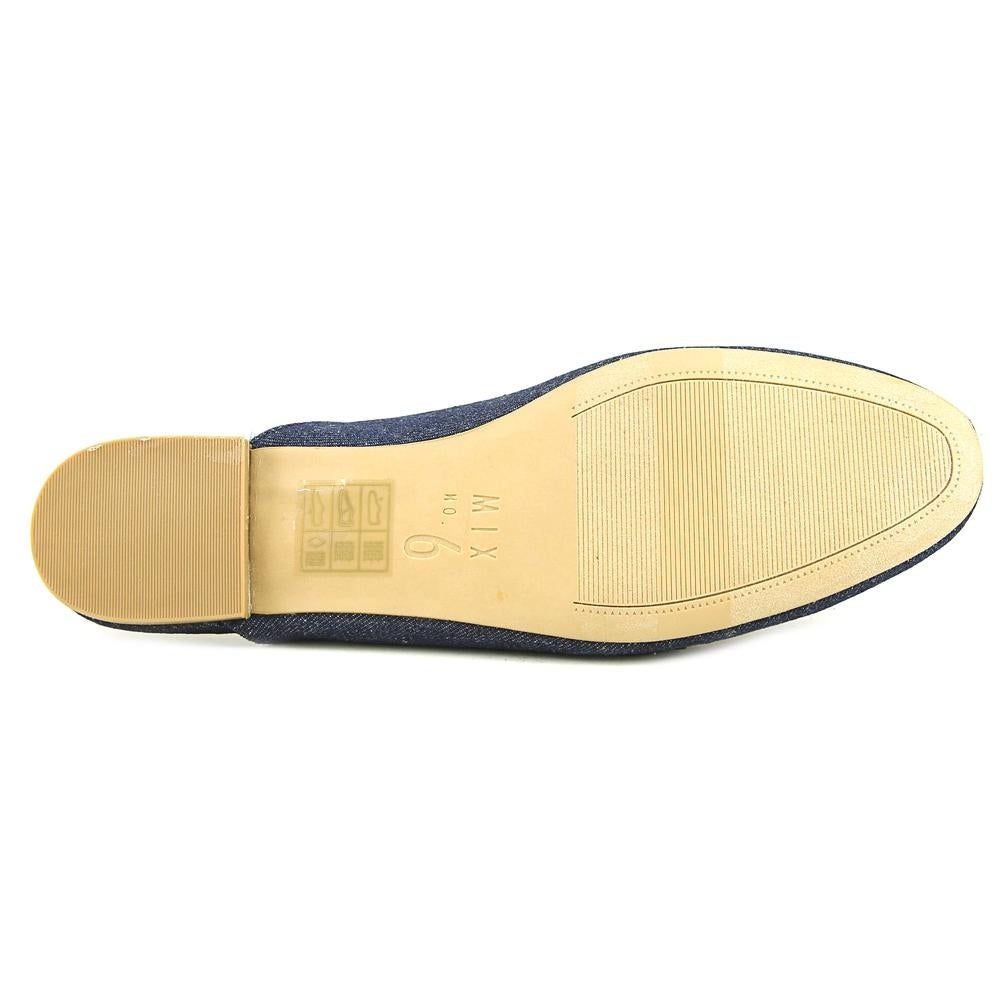 No.6 Leather Round-Toe Mules great deals shopping online cheap price IA0qFAi
