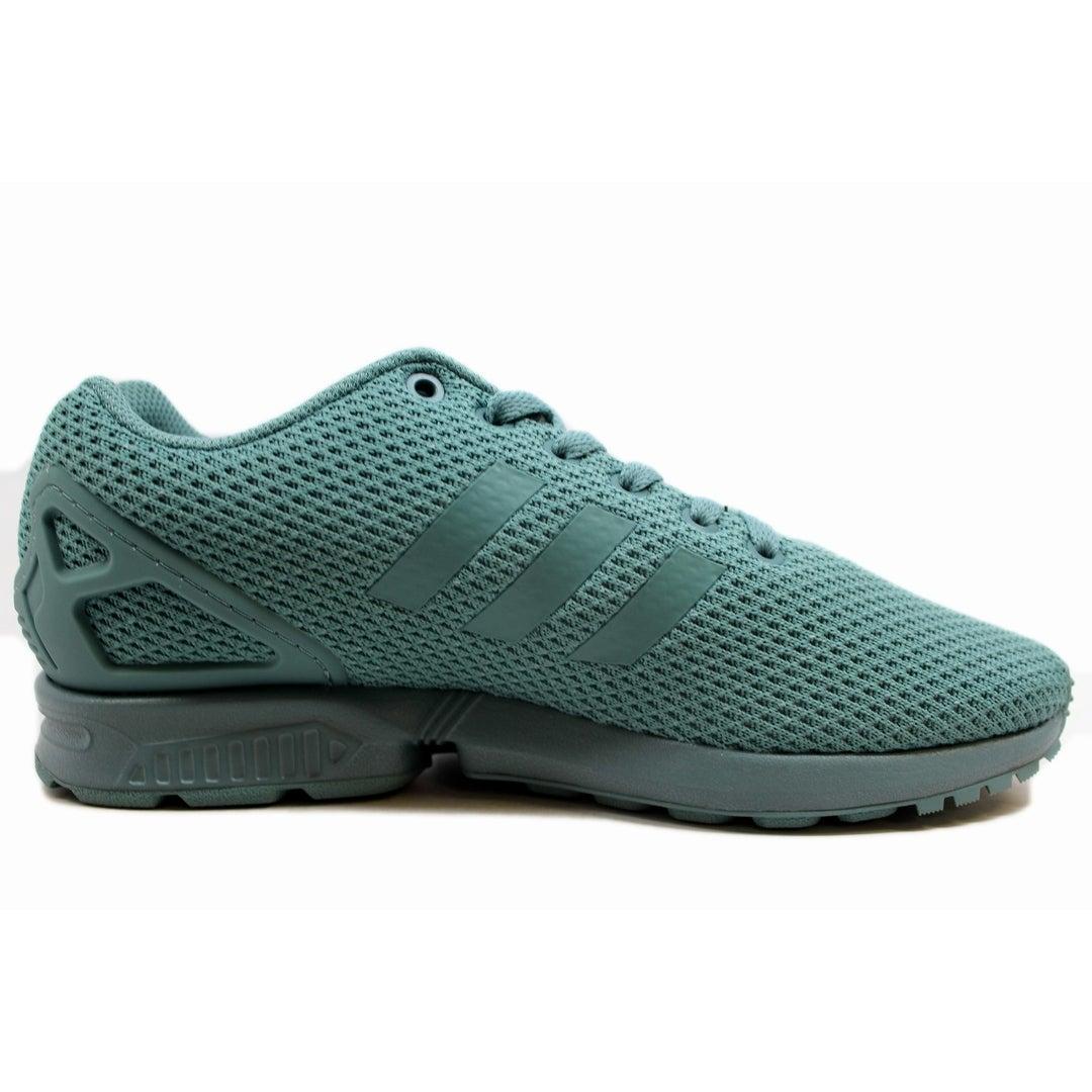 d25d82dba1a4e Shop Adidas ZX Flux Mint Green BB2762 Men s - Free Shipping Today -  Overstock - 20131722