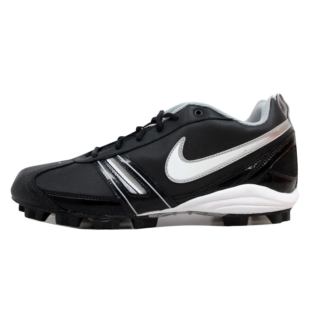 new product 5f4e7 717c0 Shop Nike Fastpitch Keystone Black White Women s 317236-011 Size 9 Medium -  On Sale - Free Shipping Today - Overstock - 20129233
