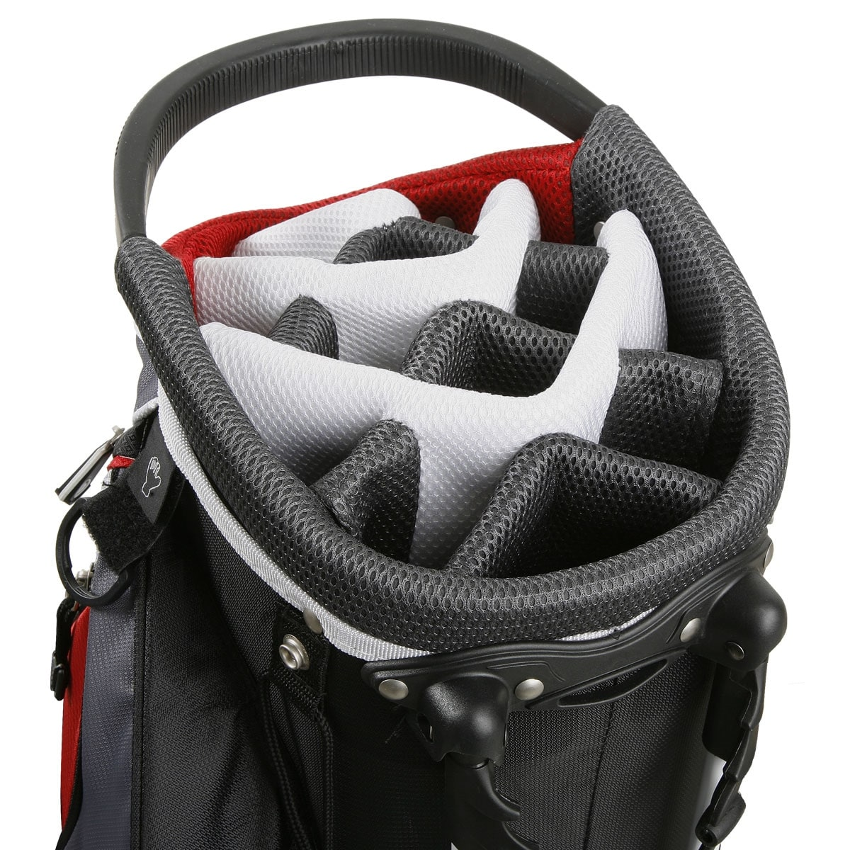 Bilt Tps Dunes 14 Way Black Blue Stand Golf Bag Free Shipping Today 24636618