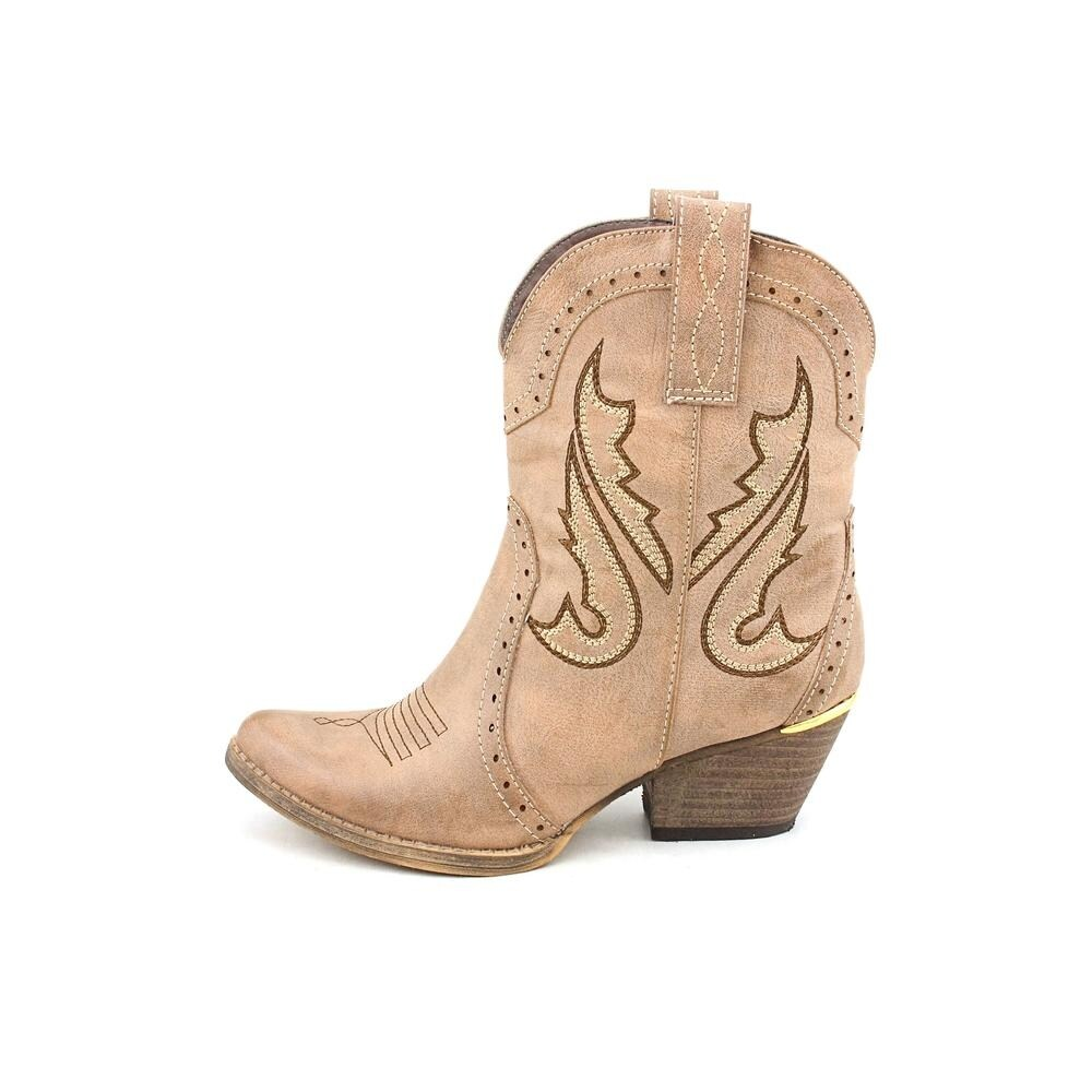 f9156b4134e Very Volatile Markie Women Pointed Toe Synthetic Western Boot