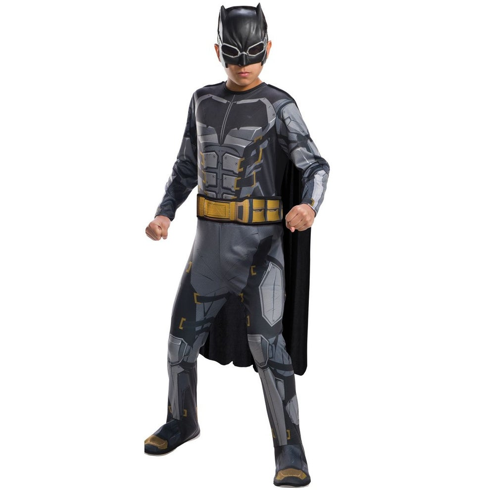 a5ca70b7a7ebb Shop Rubies JL Tactical Batman Child Costume - Grey - Free Shipping On  Orders Over  45 - Overstock - 18503765