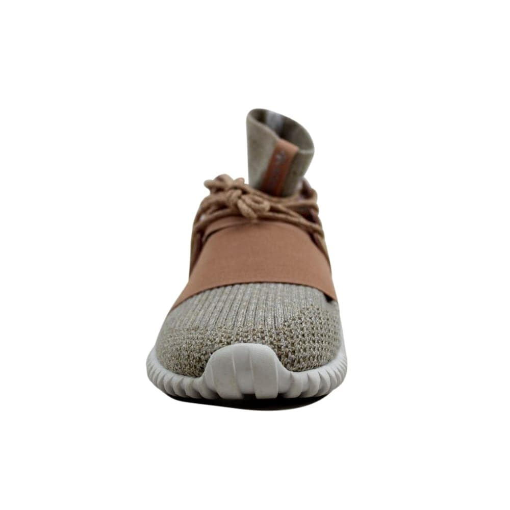 buy popular 6e3f0 aa424 Shop Adidas Tubular Doom Primeknit Pale Nude Clear Brown-Vintage White  BB2390 Men s - On Sale - Free Shipping Today - Overstock - 24306146