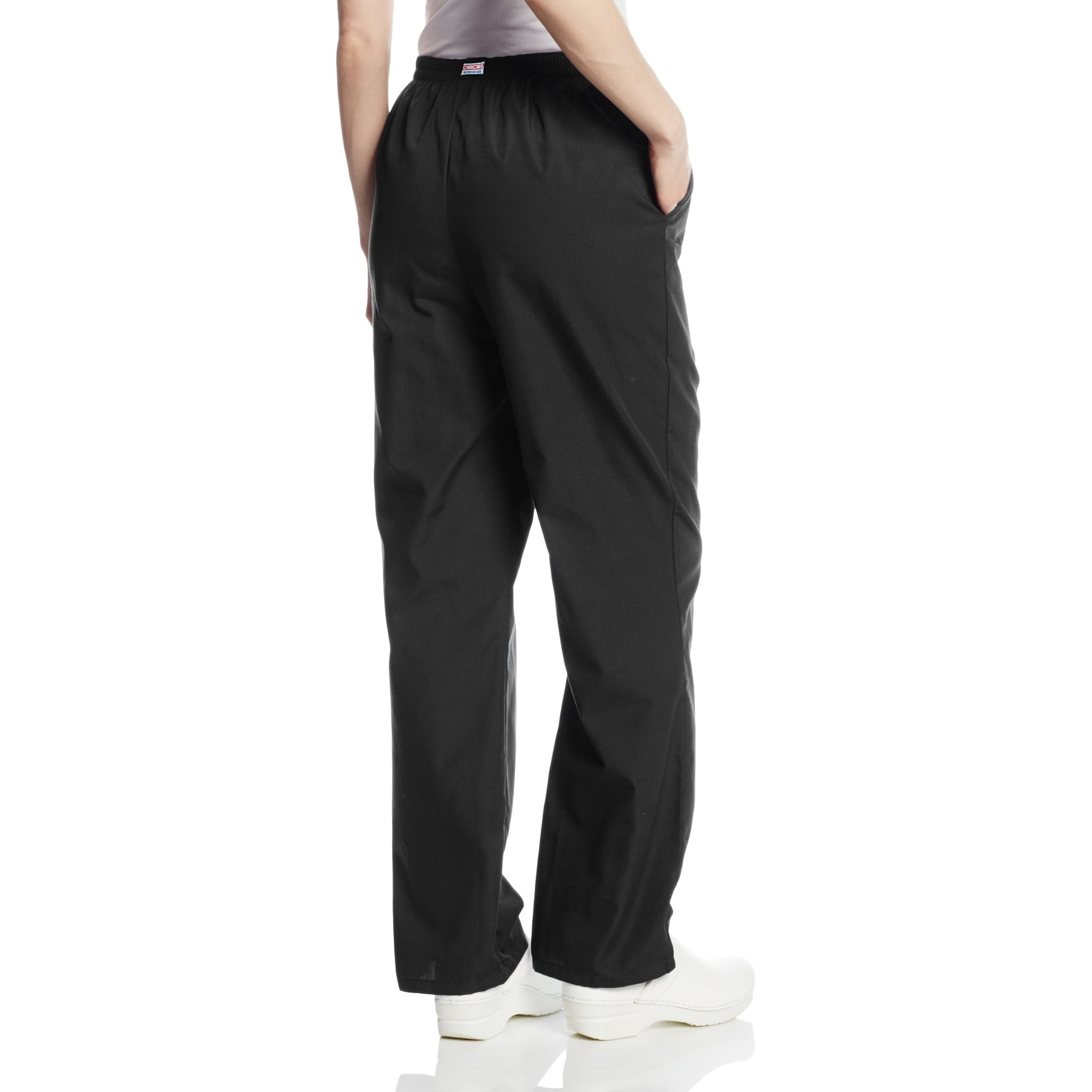 4469af90a2d Shop Cherokee Deep Black Womens Size XL Workwear Scrubs Pull-On Pants -  Free Shipping On Orders Over $45 - Overstock.com - 27341948
