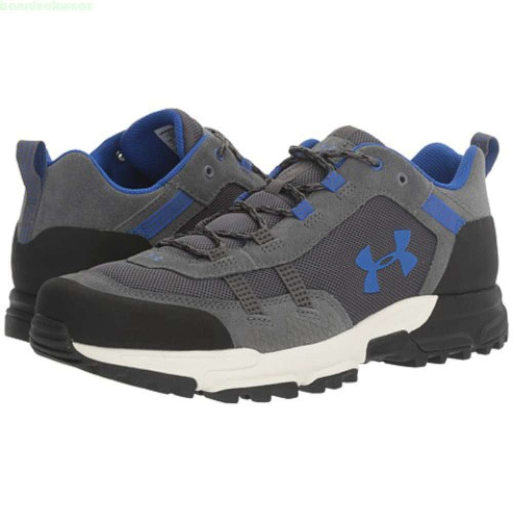 f11e645c2da Under Armour Mens UA defiance low Low Top Lace Up Fashion Sneakers
