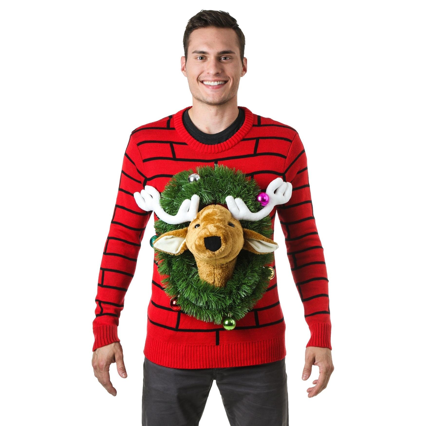 Deer Christmas Sweater | www.topsimages.com