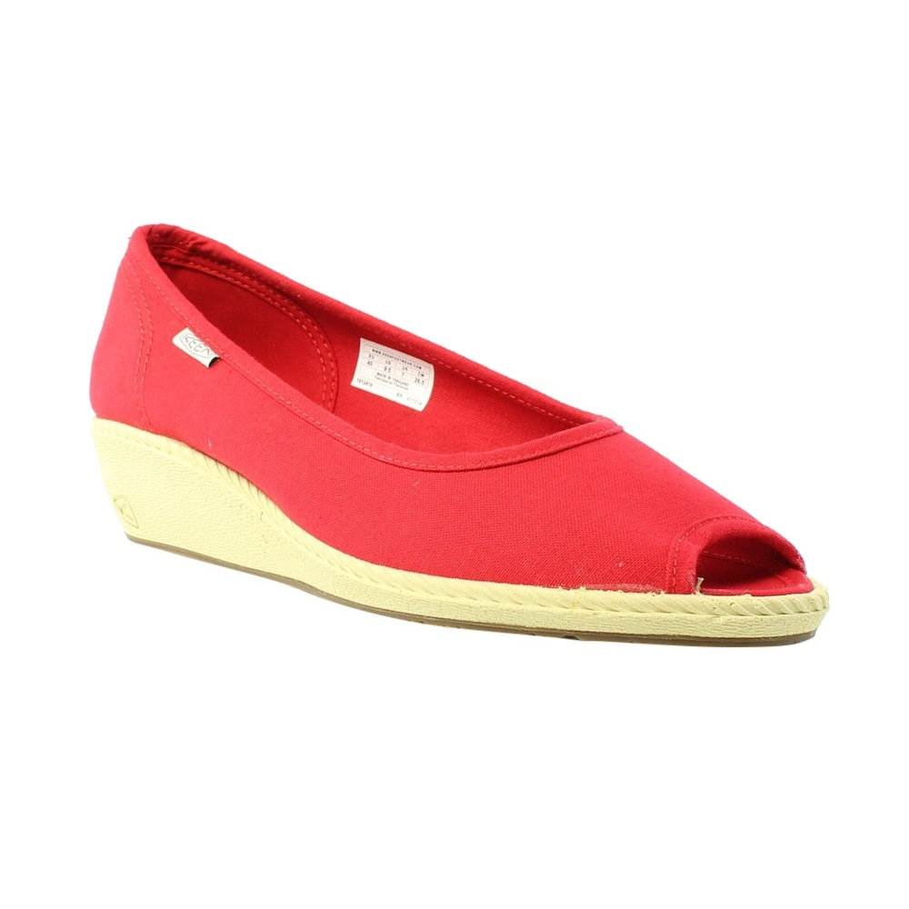 ecefd491e2 Shop KEEN Womens Cortona Wedge Cvs Pumps - On Sale - Free Shipping On  Orders Over $45 - Overstock - 23102971