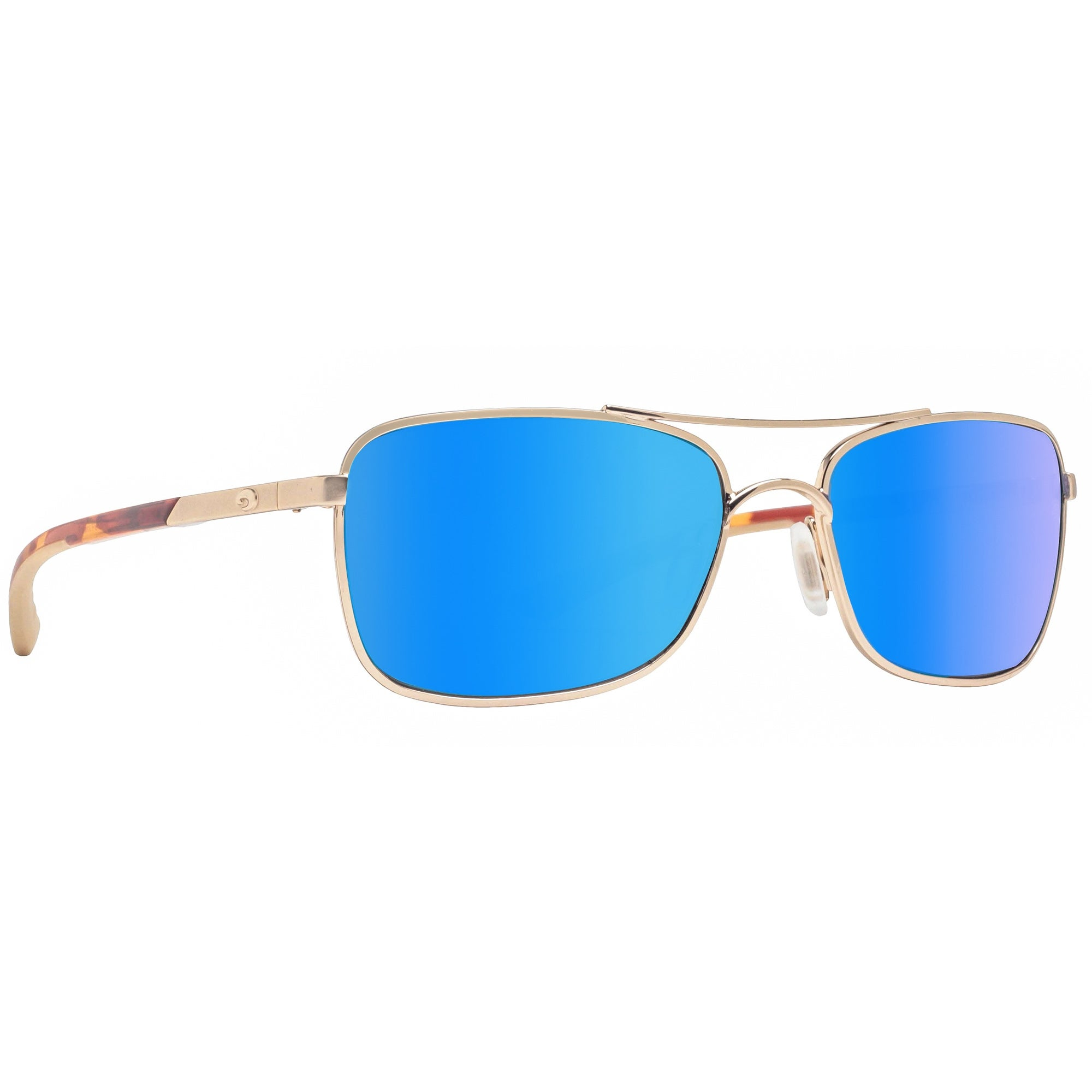 8ab3067f4ef1d Shop Costa Del Mar Palapa AP64 OBMGLP Rose Gold Blue Mirror Polarized 580G  Sunglasses - rose gold - 57mm-18mm-130mm - Free Shipping Today - Overstock  - ...