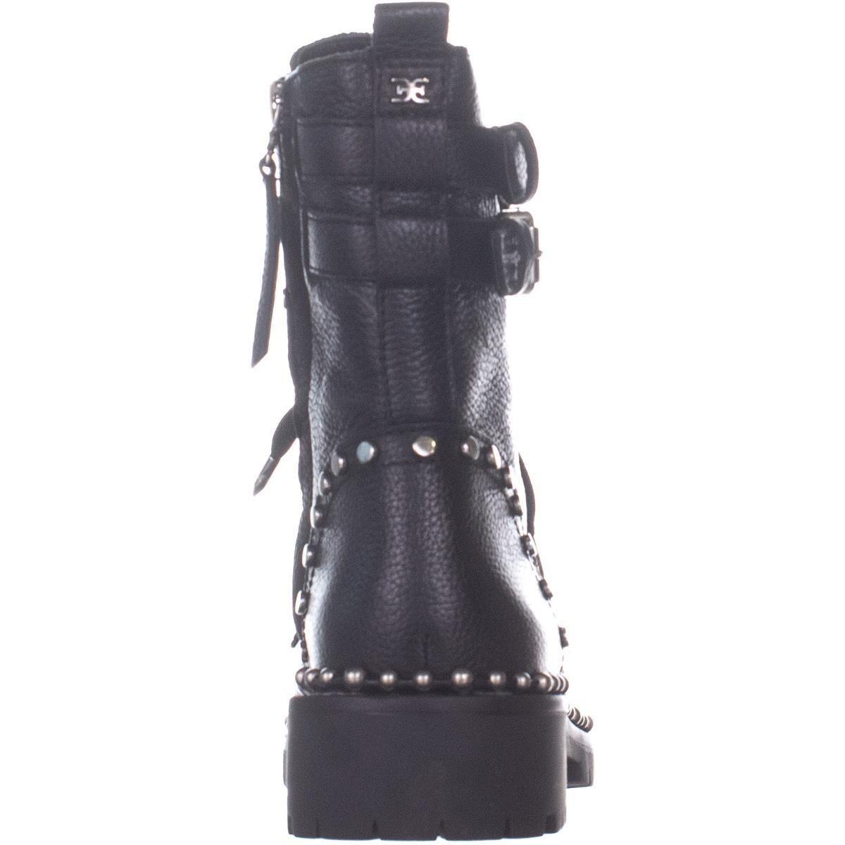 6c1c7edae5170f Shop Sam Edelman Jennifer Studded Combat Boots