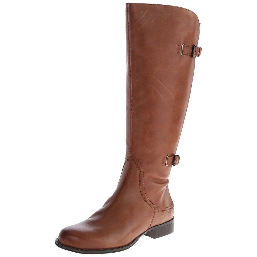 f57af4e5ff7 Shop Naturalizer Women s Jamison Wide-Shaft Riding Boot - Free Shipping  Today - Overstock - 16703122