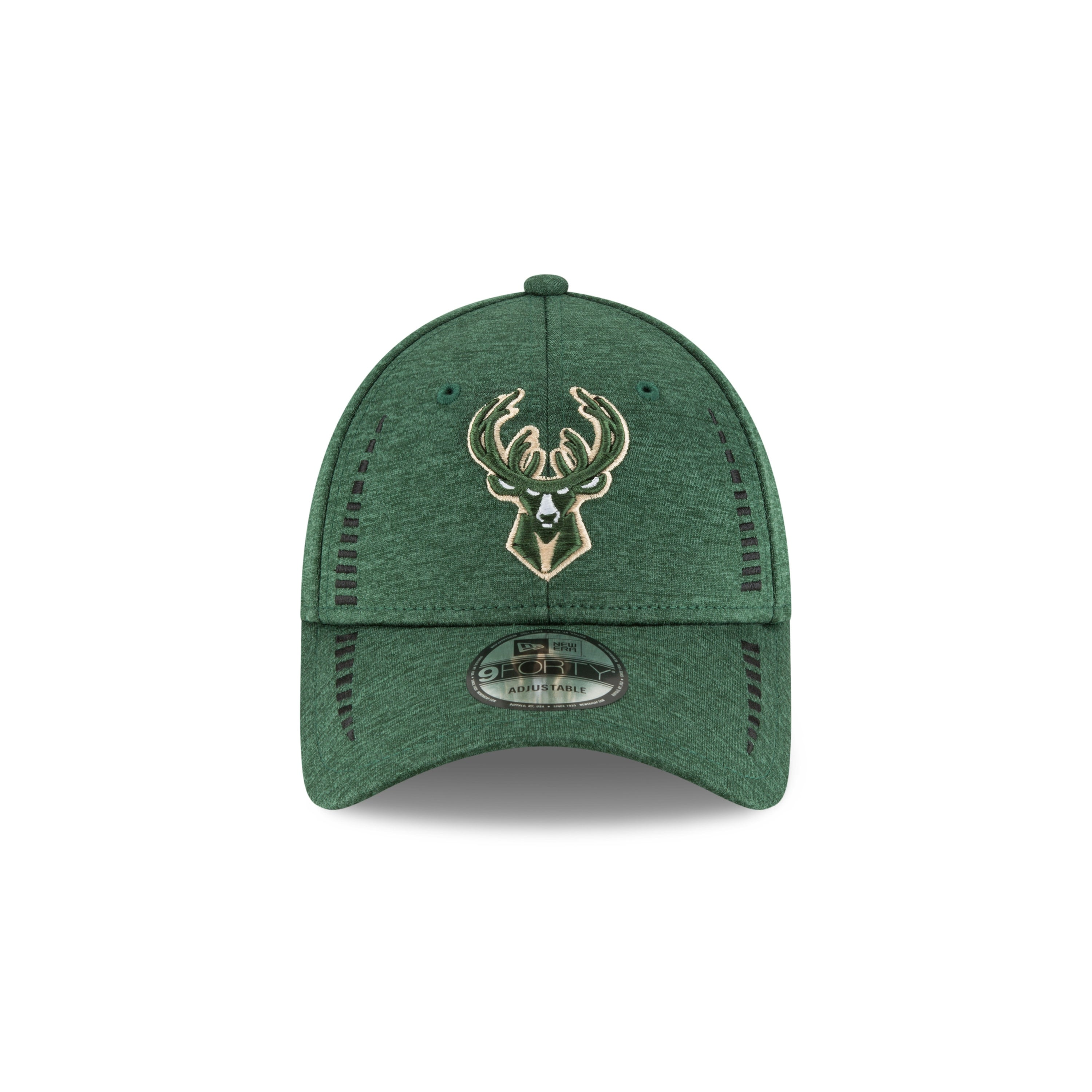 super popular ac91a dc036 Shop Milwaukee Bucks 9FORTY NE Speed STH Adjustable Hat - Free Shipping On  Orders Over  45 - Overstock - 23526564