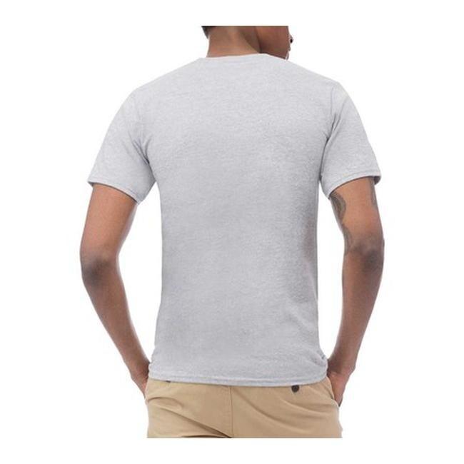 5898606cc05 Shop Fila Men's F Box T-Shirt Grey Heather - Ships To Canada - Overstock -  19382602