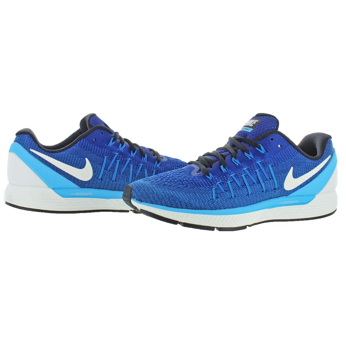 49ccc3f9e06c Shop Nike Mens Air Zoom Odyssey Running Shoes Run Easy Training - Free  Shipping Today - Overstock - 22132724