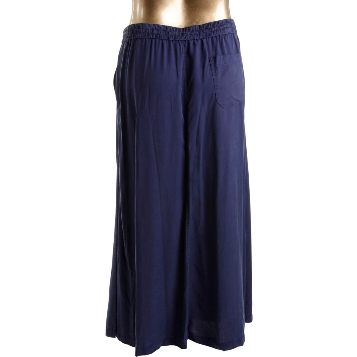 ee9b07839a Shop Lauren Ralph Lauren Womens Maxi Skirt Side Split Pockets - Free  Shipping On Orders Over $45 - Overstock - 14543529