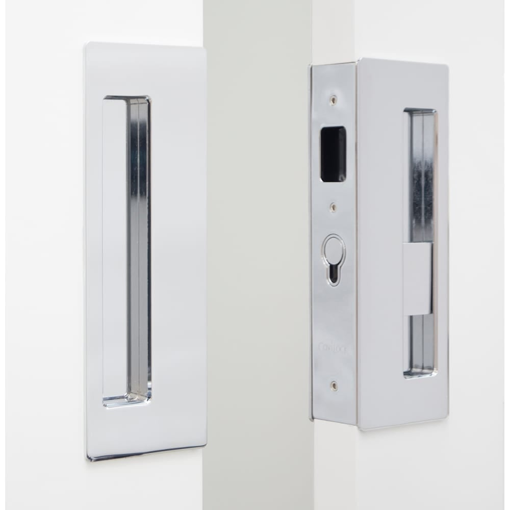Shop Cavilock Cl400d Pr 34 Magnetic Latching Privacy Double Door