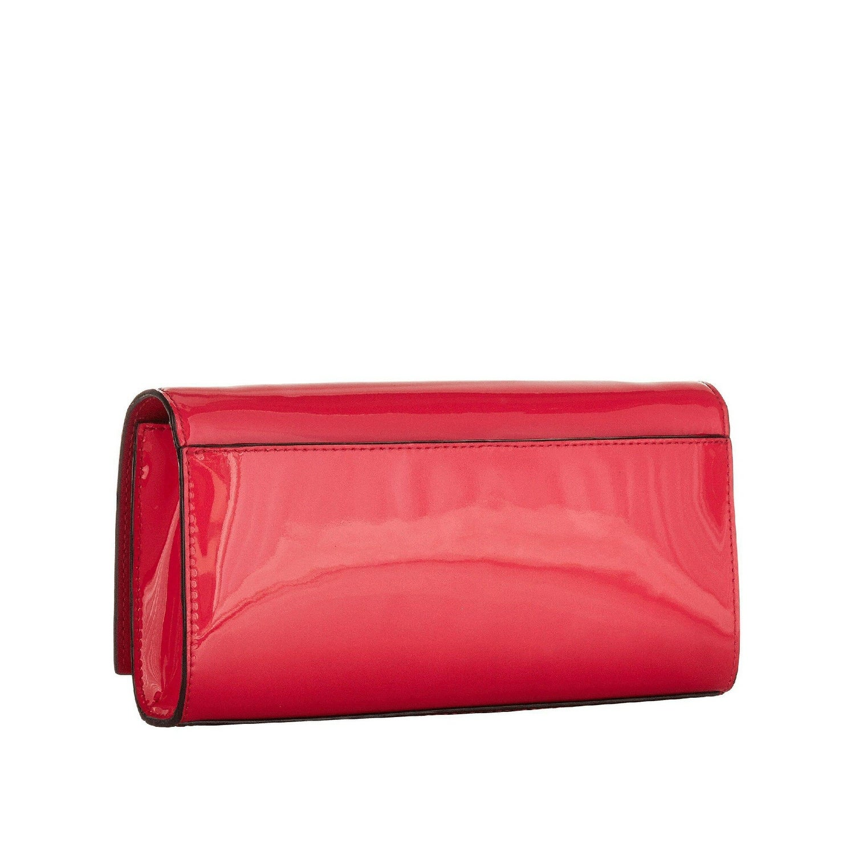 81cfdd2ab0fb MICHAEL Michael Kors Mott Large East West Clutch Ultra Pink - One Size