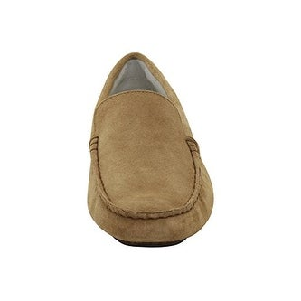 57c68f3090bef1 Shop Lacoste Men s Piloter 316 2 Fashion Light Tan Suede Loafers Shoes Sz   10 - Free Shipping Today - Overstock - 20291987