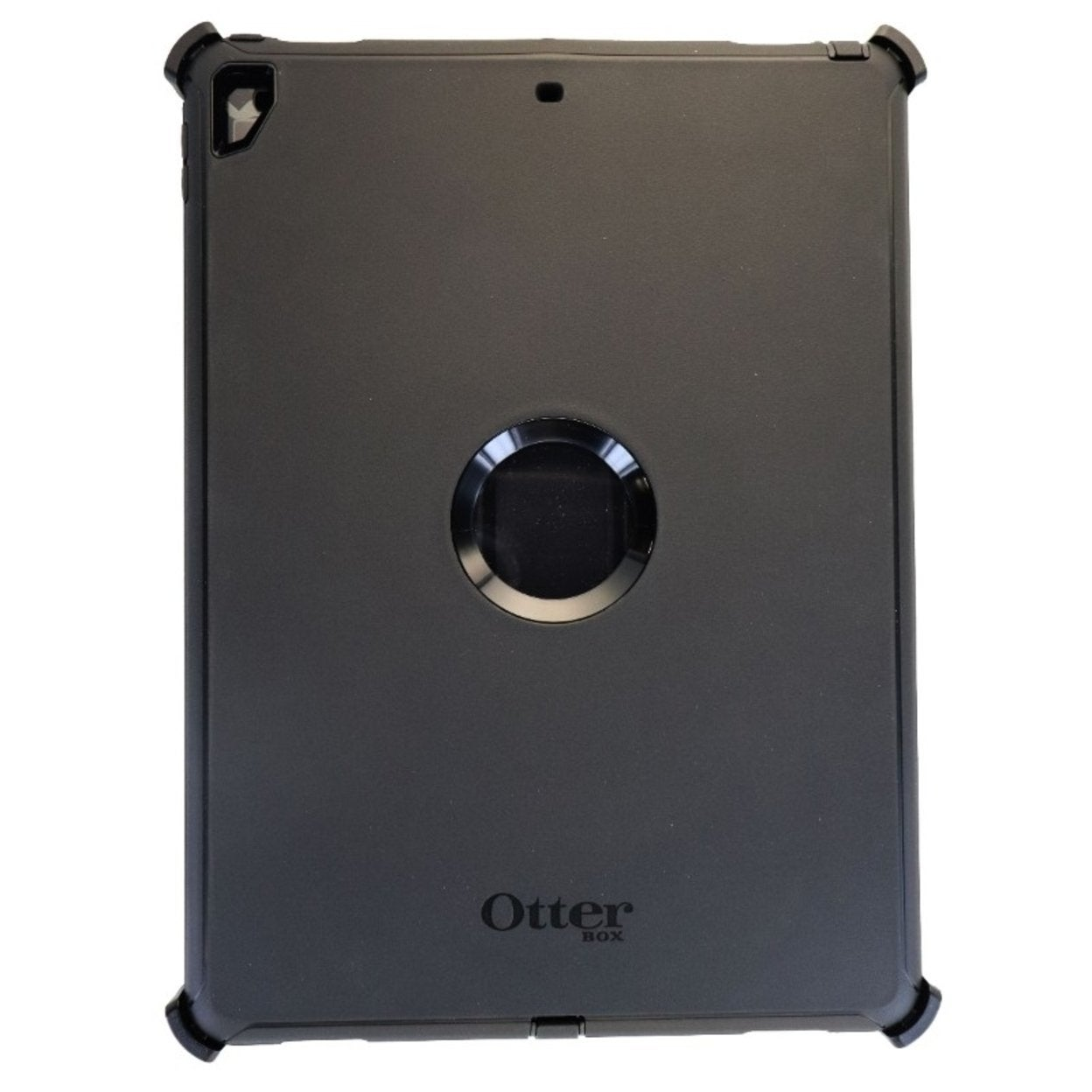 info for aa36f bf1cb OtterBox Defender Series Case for Apple iPad Pro (2nd Gen) 12.9 - Black  Cover