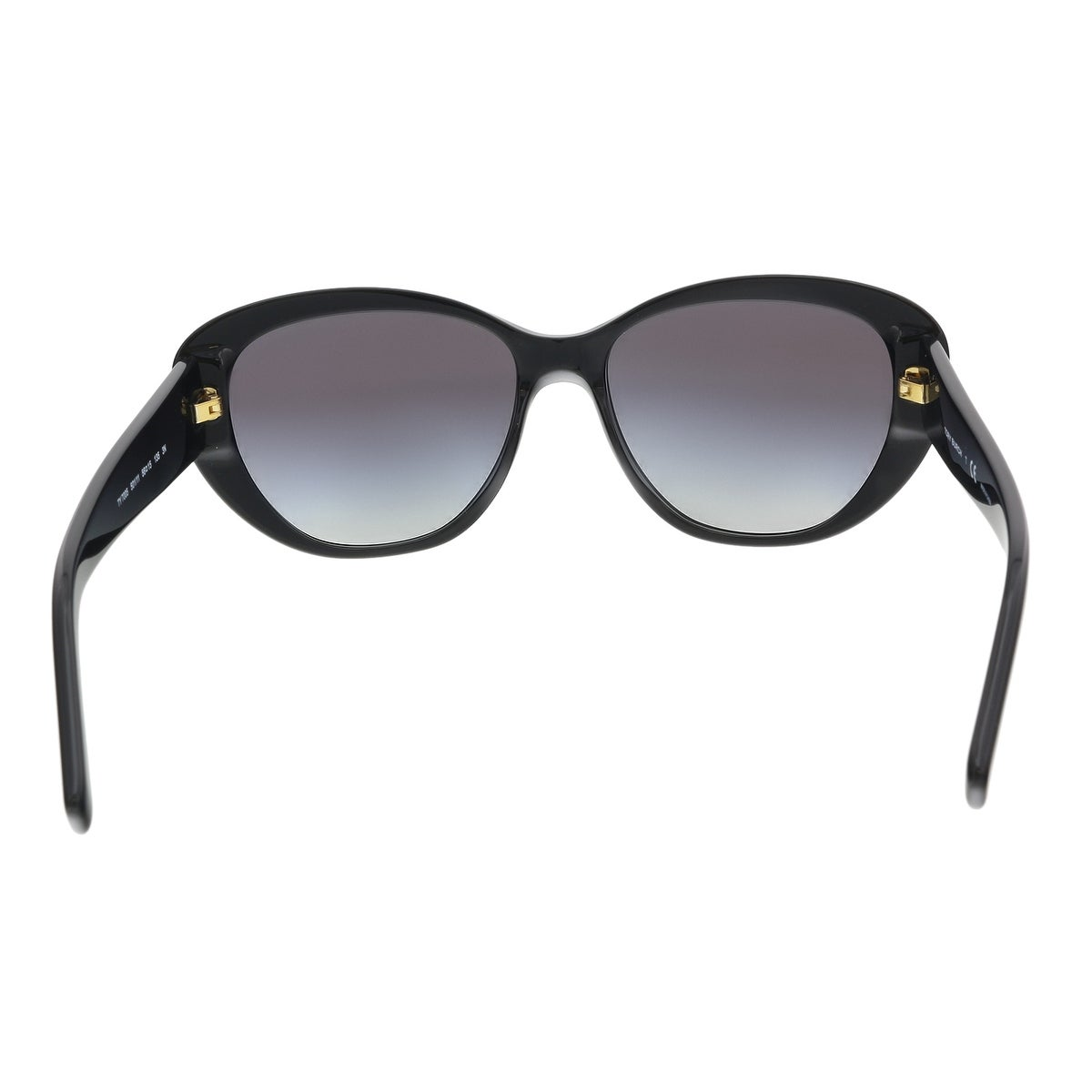 0300dd6c8381 Shop Tory Burch TY7005 501/11 Black Cat eye Sunglasses - 56-15-135 - Free  Shipping Today - Overstock - 21226738