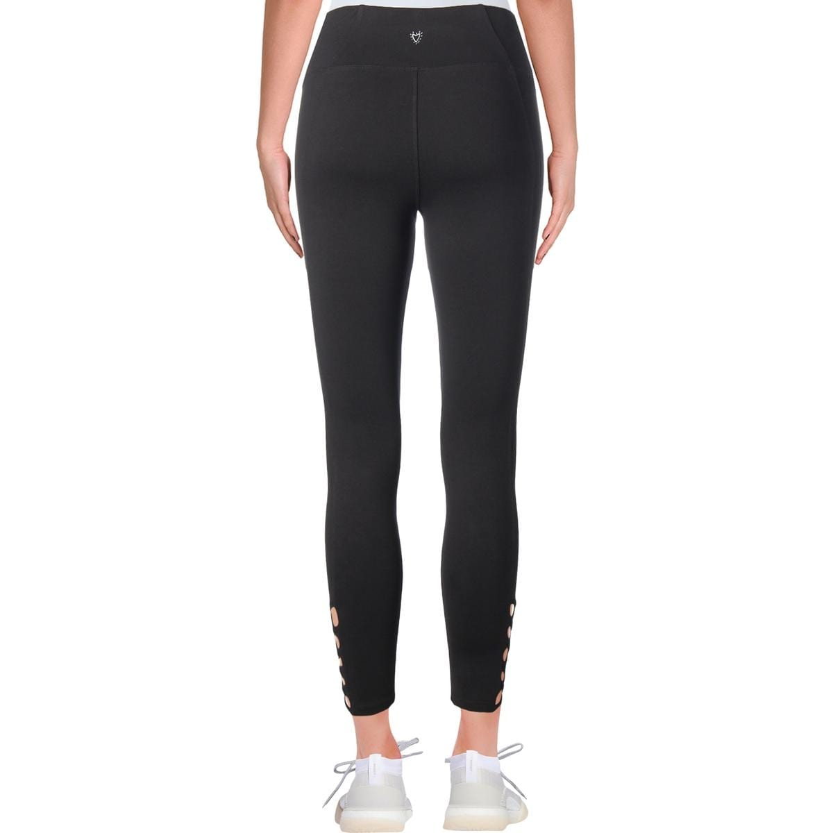 242f8289db13df Shop Betsey Johnson Performance Womens Athletic Leggings Yoga Fitness -  Free Shipping On Orders Over $45 - Overstock - 23512413