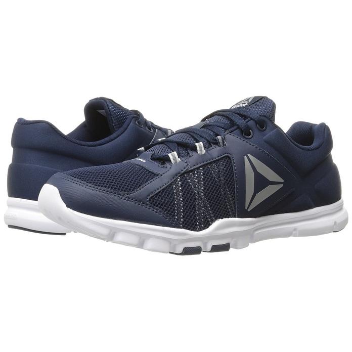 cheaper da5f9 c1657 Reebok Men Premier Comfort MemoryTech Yourflex Train 9.0 MT Running Shoes