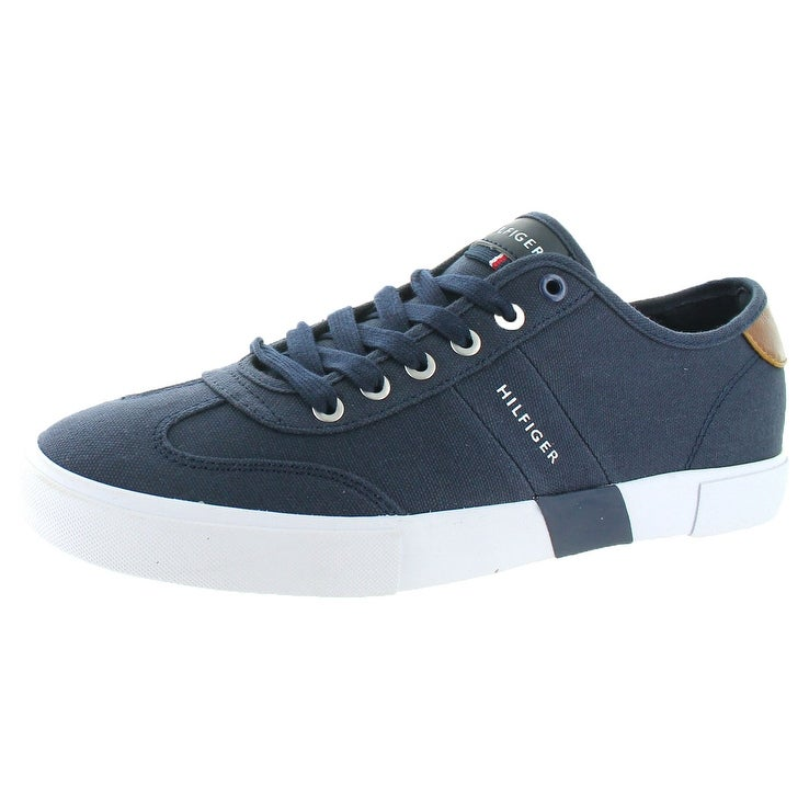 50069628b Shop Tommy Hilfiger Pandora Men s Canvas Fashion Sneakers - Free Shipping  On Orders Over  45 - Overstock - 19551697