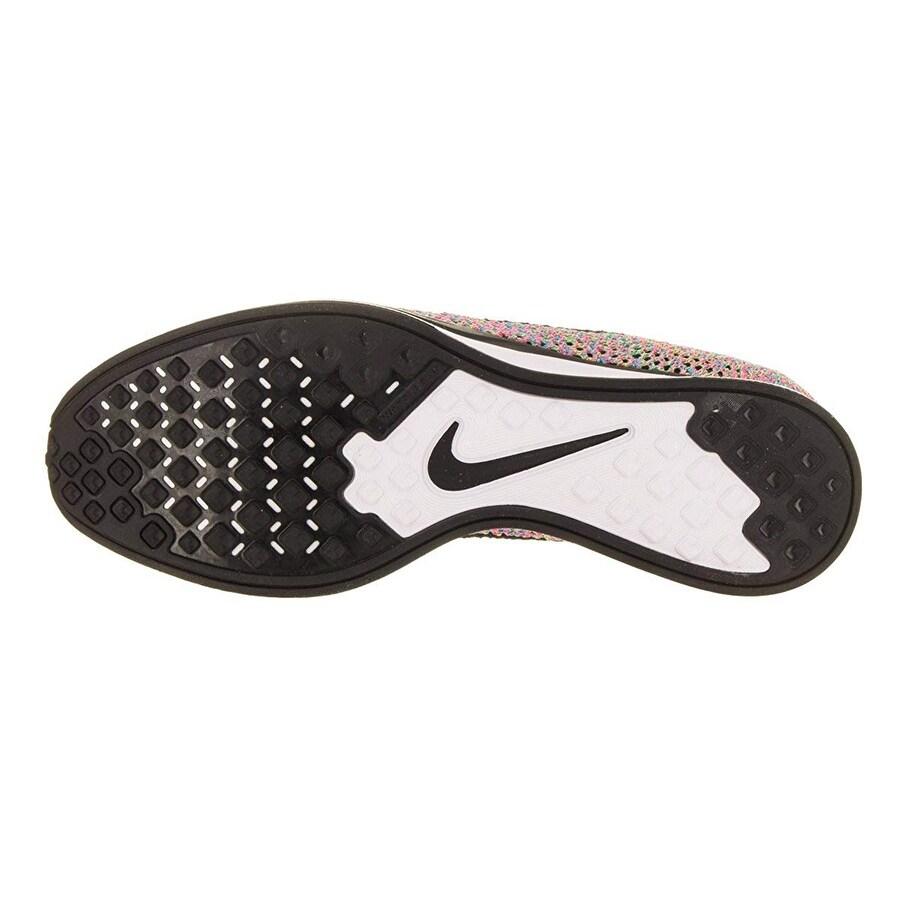 e62de7827b633 Nike Mens Lunarepic Fabric Hight Top Lace Up Running Sneaker