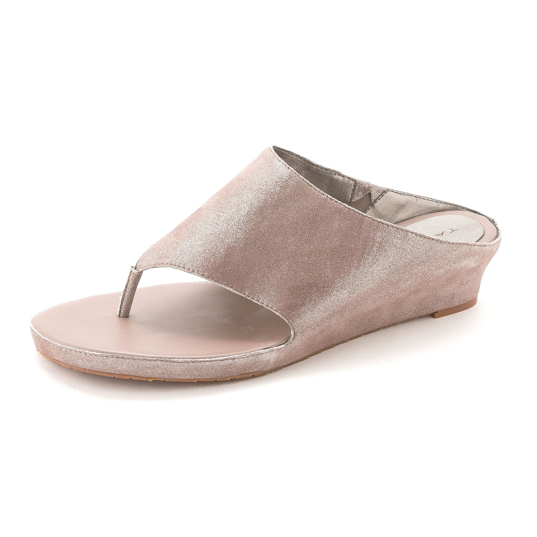 4cb350c892ea Shop Tahari Women s Mindy Thong Strap Wedge Sandal - Free Shipping On  Orders Over  45 - Overstock - 15054525