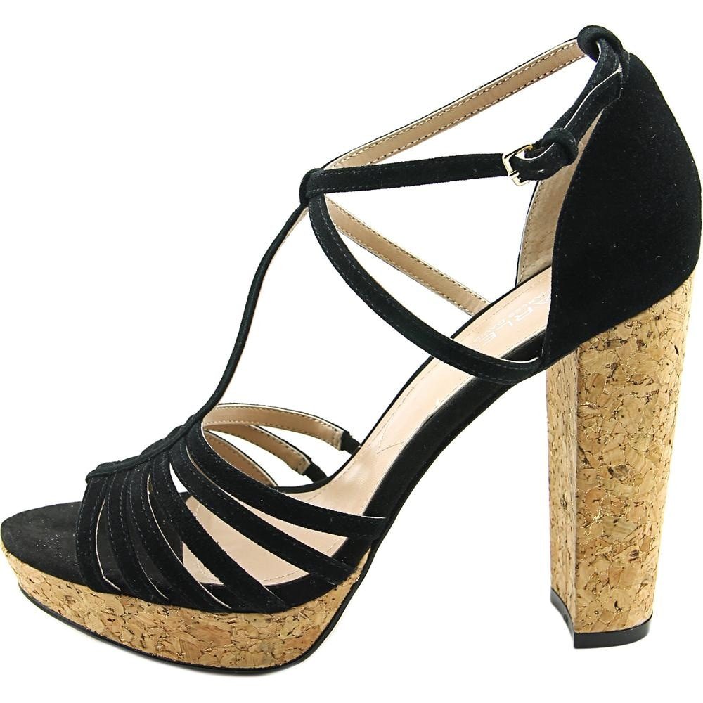 f18ea206fb42 Shop Charles By Charles David Faint Women Black Sandals - Free Shipping On  Orders Over  45 - Overstock - 16024695
