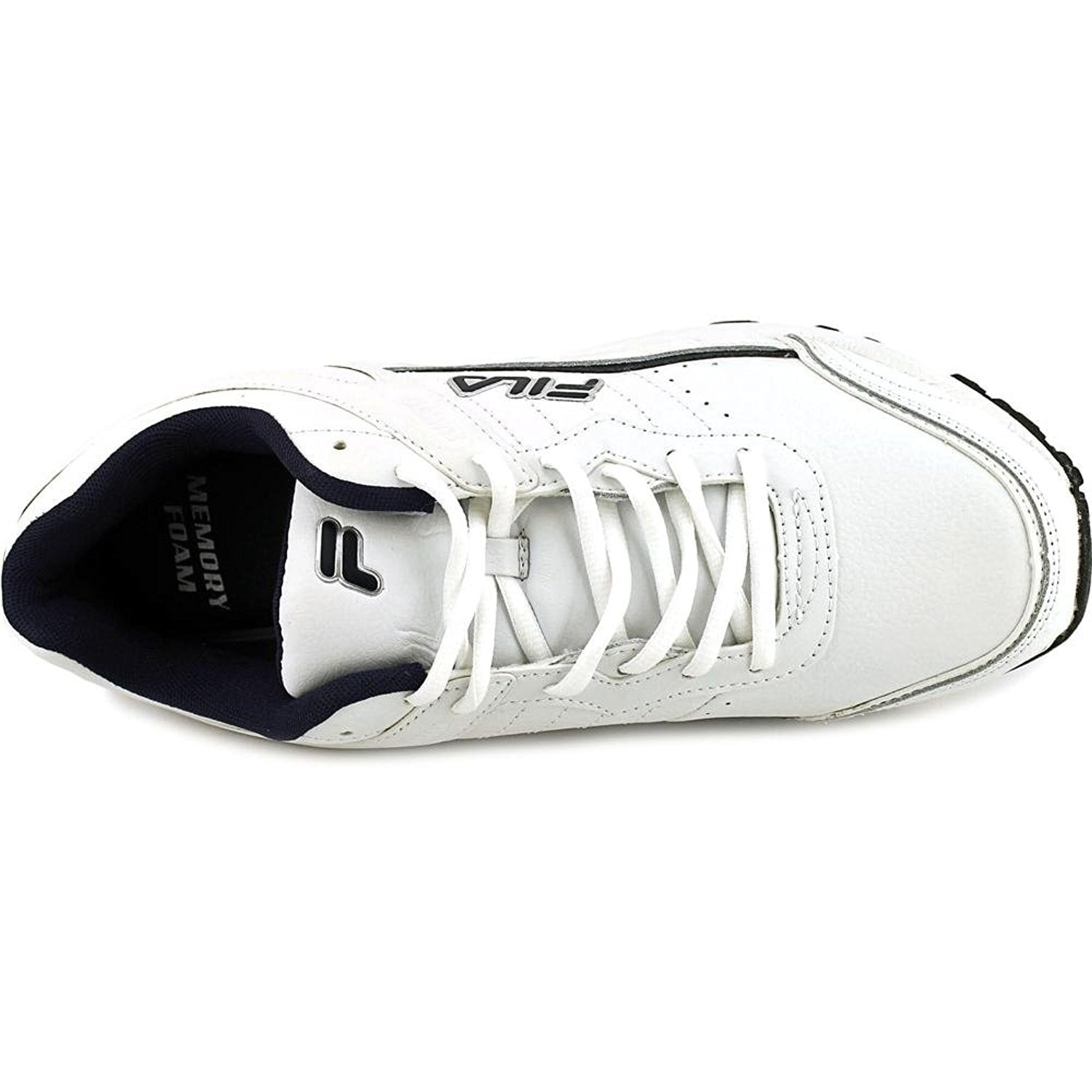 420f6c6bacc1 Shop Fila Men s Memory Sportland Running Shoe - Free Shipping On Orders  Over  45 - Overstock.com - 18424972