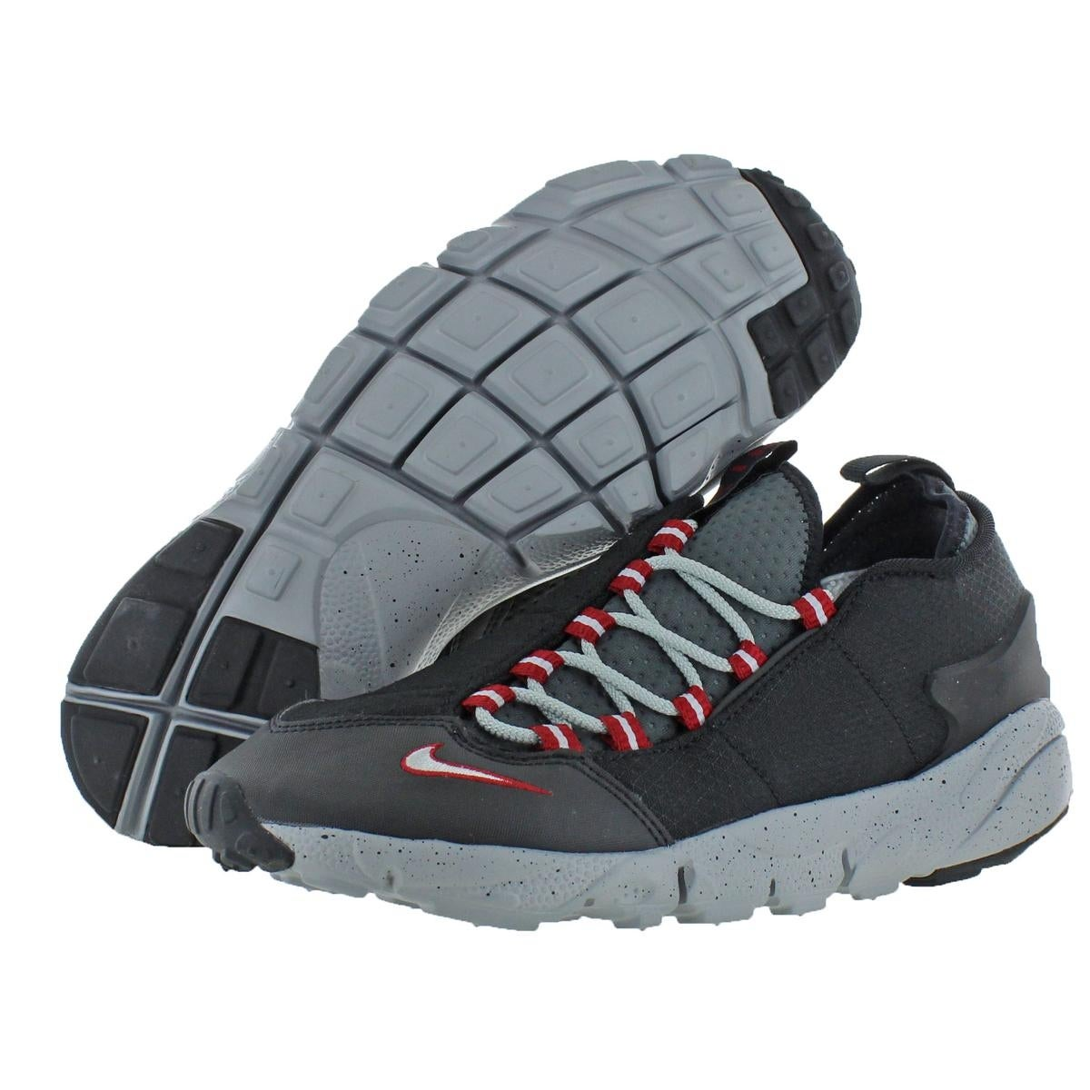 new styles 0d3c9 9d35b Shop Nike Mens Air Footscape NM Sneakers Low-Top Fashion - Free Shipping  Today - Overstock - 22320538