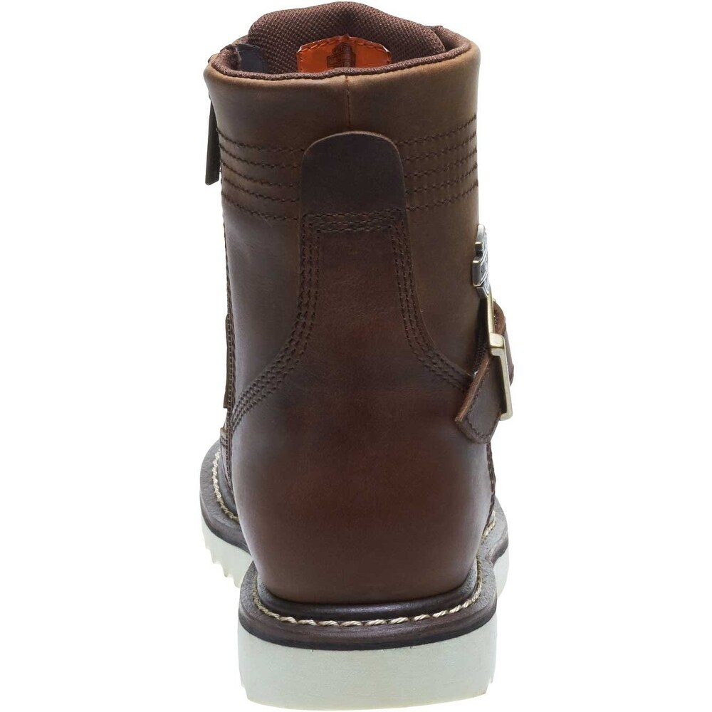 40f8a6de5d80 Shop Harley-Davidson Women s Darton Boot - Free Shipping Today - Overstock  - 27601622