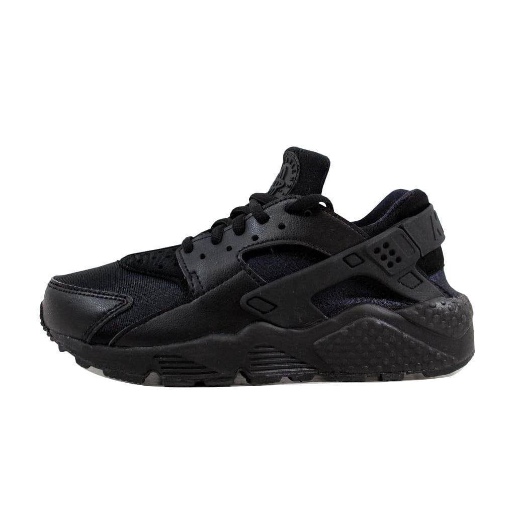035c64198cccf Shop Nike Women s Air Huarache Run Black Black 634835-012 - On Sale - Free  Shipping Today - Overstock.com - 22531440