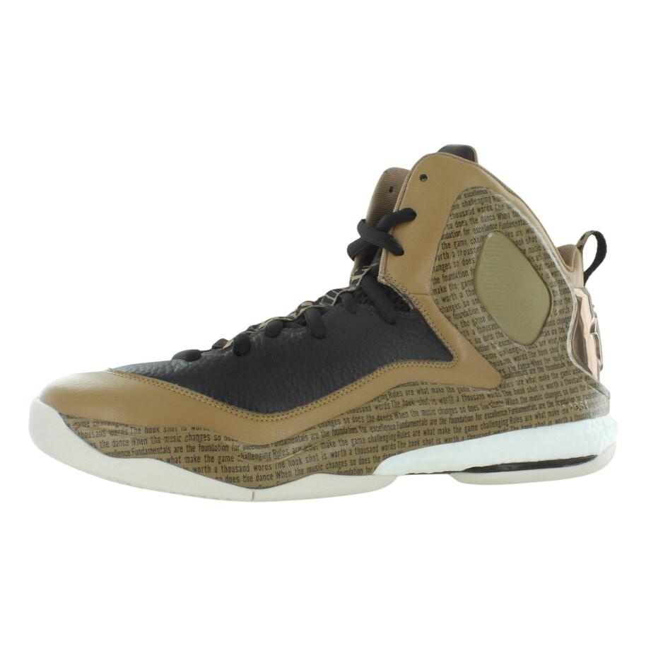 official photos f363f 1c030 Adidas ASP D Rose 5 Boost BHM (Black History Month) Men s Shoes - 12.5 d(m)  us