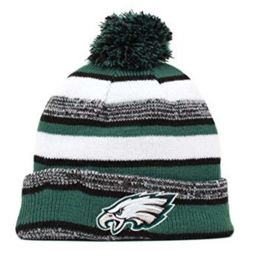 f2353ec63f9 Shop New Era Philadelphia Eagles NFL Stocking Knit Hat Winter Beanie  OnField 11008726 - Free Shipping On Orders Over  45 - Overstock - 19113822