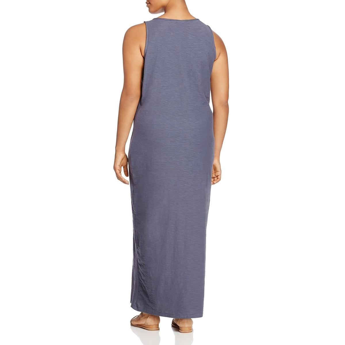 76c18be8d1aa5f Shop Junarose Womens Plus Maximar Maxi Dress Sleeveless Scoop - Free  Shipping On Orders Over $45 - Overstock - 20820658