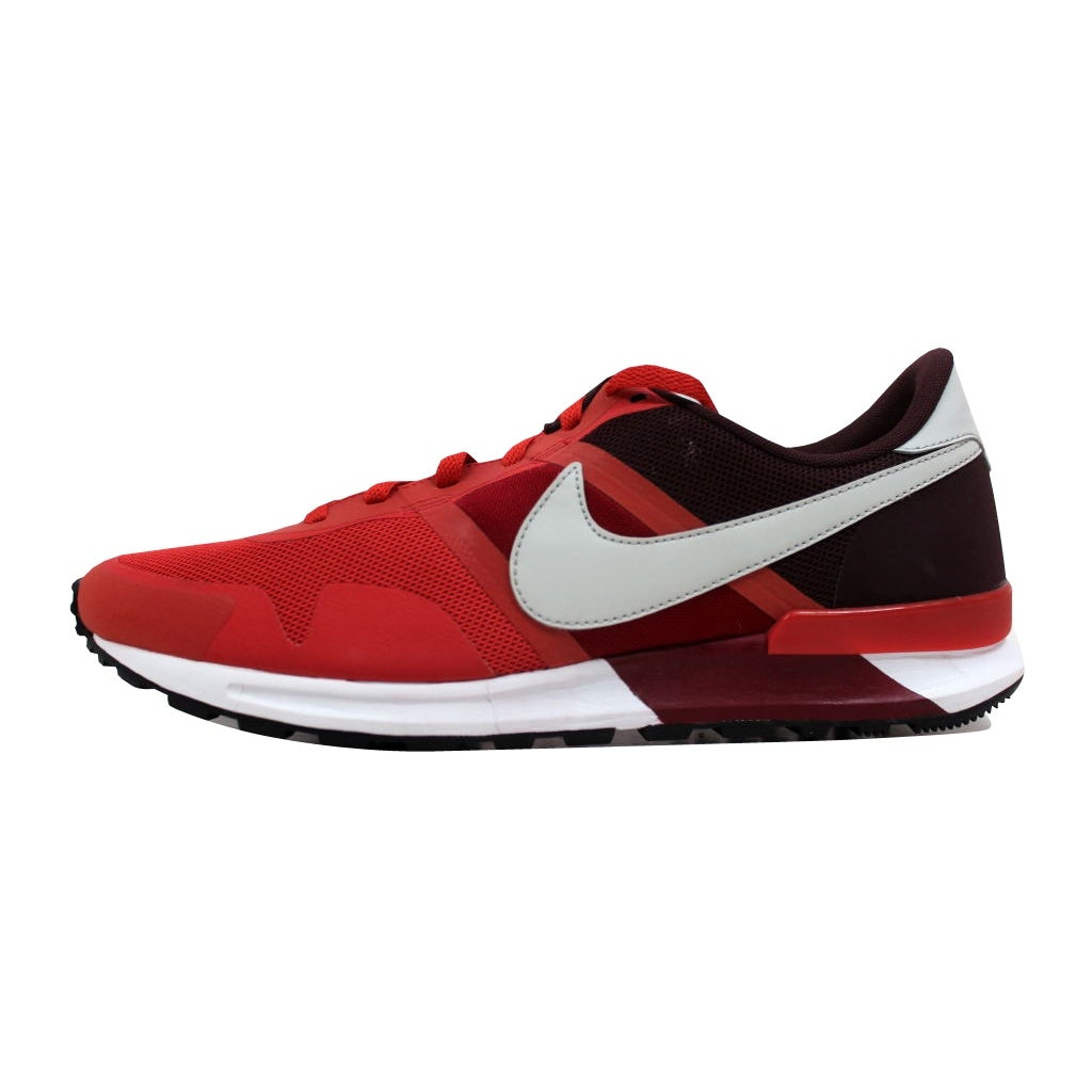 070d3c96f6f1 Shop Nike Men s Air Pegasus 83 30 Red Clay Neutral Grey-Deep Bergundy 599482-600  - Free Shipping Today - Overstock - 20129868