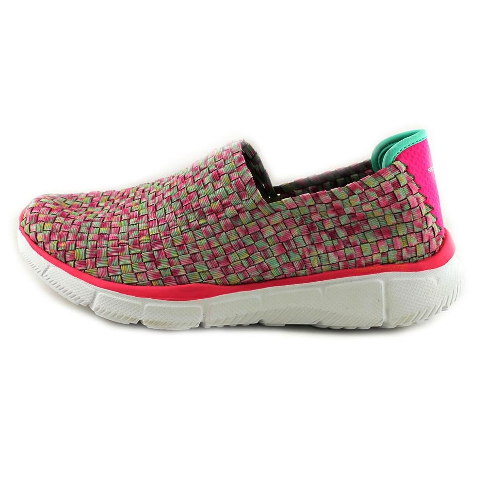 a24090ae273d Shop Skechers Equalizer Vivid Dream Women Round Toe Synthetic Pink Sneakers  - Free Shipping On Orders Over  45 - Overstock.com - 13706260