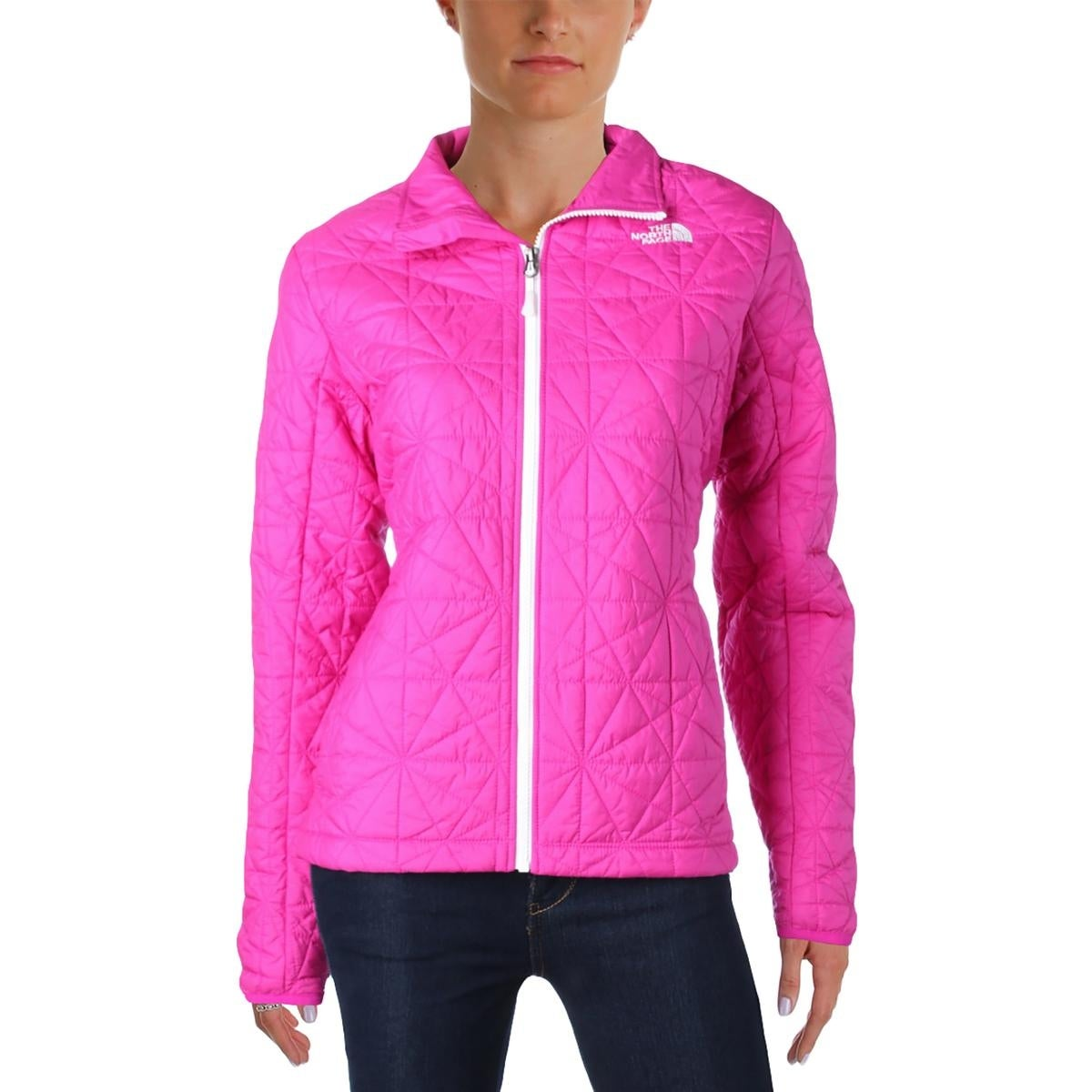 673d0676e The North Face Womens Tamburello Quilted Coat Water Repellent Jacket