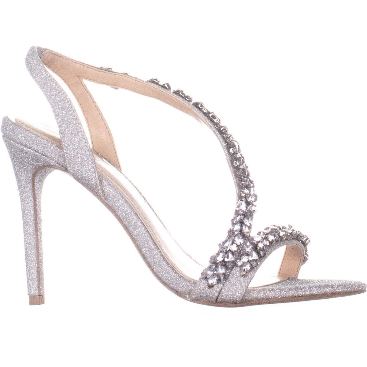 3be279096a7 Shop Jewel Badgley Mischka Java Heeled Sandals