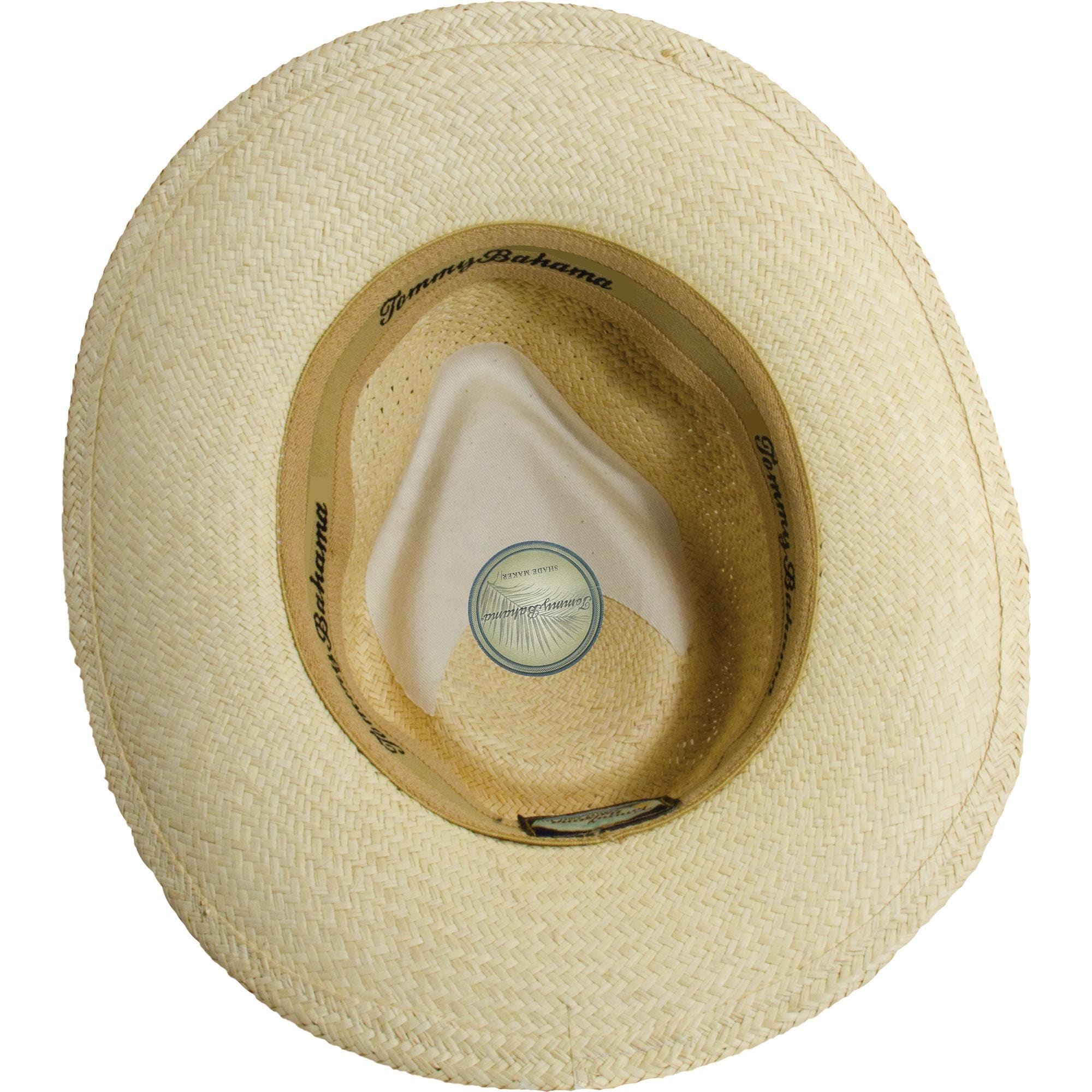 c5ca68da42a Shop Tommy Bahama Handwoven Panama Safari Hat - Free Shipping Today -  Overstock.com - 14310640