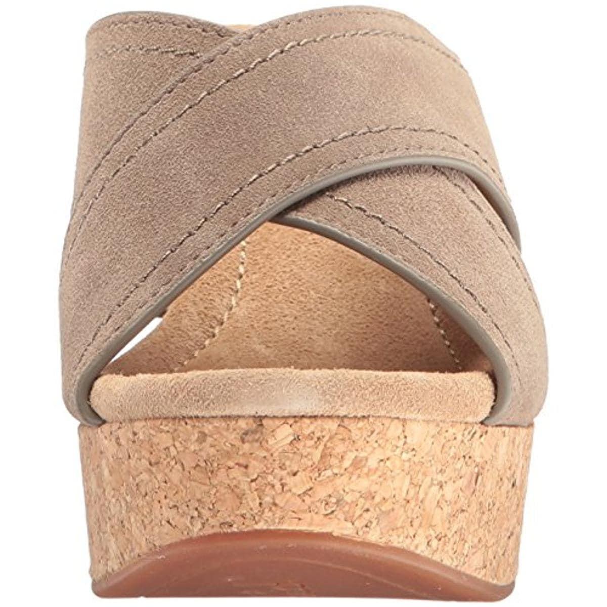 47aa455b551 Shop Splendid Womens Joan Wedge Sandals Cork Open Toe - On Sale - Free  Shipping On Orders Over  45 - Overstock.com - 21490728