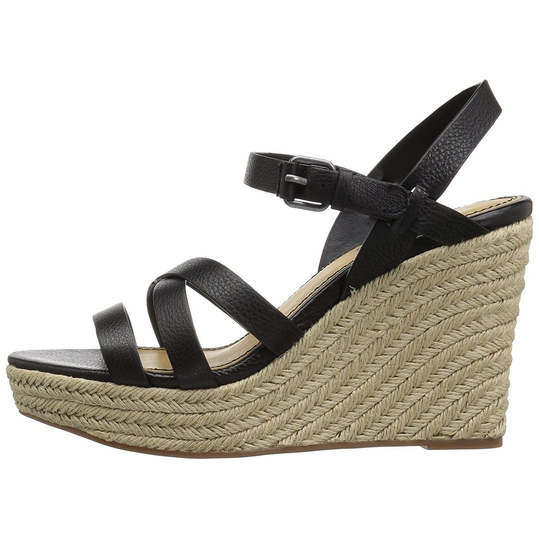 a697a9a1e8bf Shop Splendid Women s Billie Wedge Sandal - 6.5 - Free Shipping On Orders  Over  45 - Overstock - 25410399