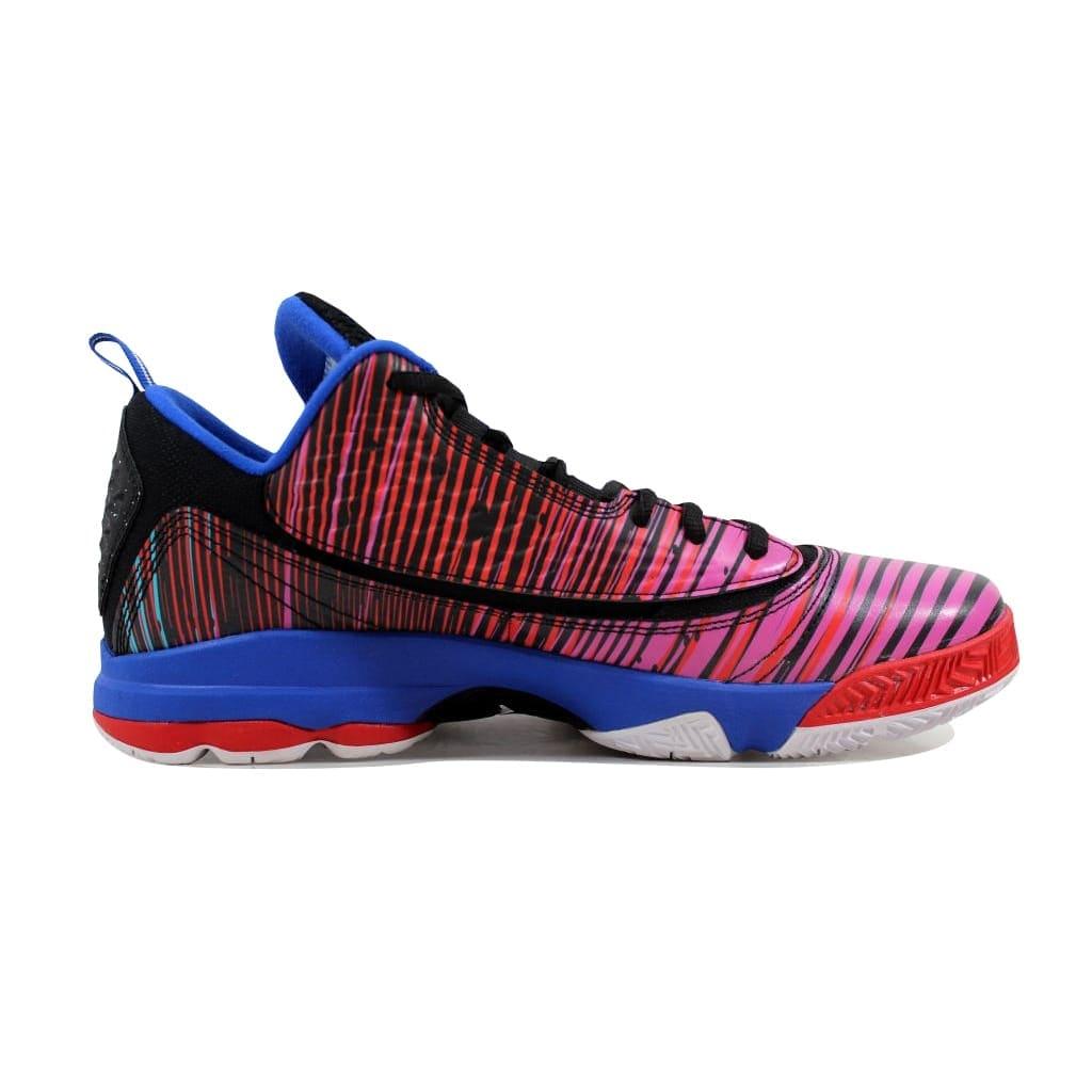 16194ac9f4c2 Shop Nike Men s Air Jordan CP3 VI 6 AE Black White-Game Royal-Sport Red  580580-055 - Free Shipping Today - Overstock - 21893002