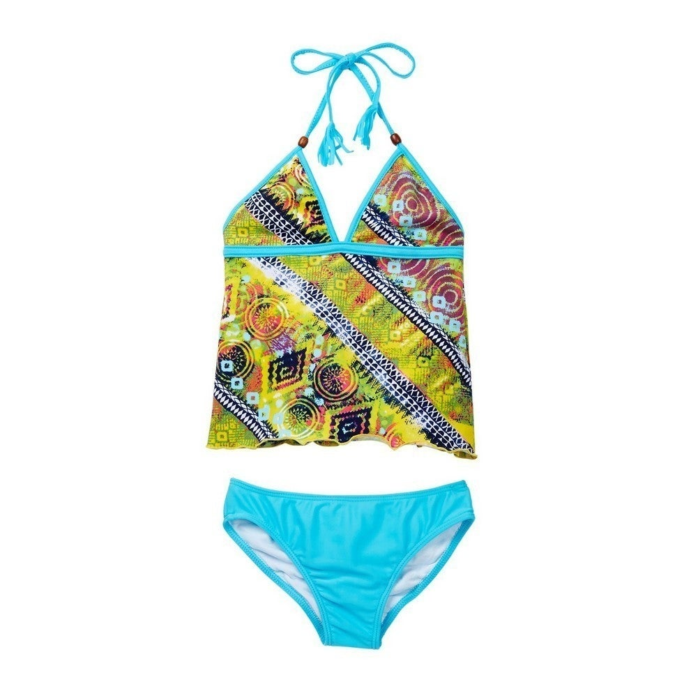Bikini from threads - a memorable gift for relatives