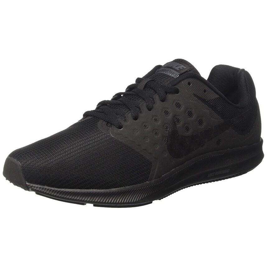 b9e4daaa170e Shop Nike Mens Downshifter 7 Running Shoe Black Metallic  Hematite Anthracite 12 4E - Extra Wide - Free Shipping Today - Overstock -  18277874